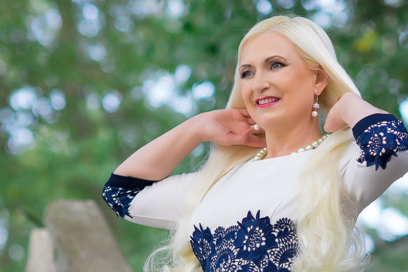 Meet Nice Girl Lyudmila From Ukraine 53 Years Old