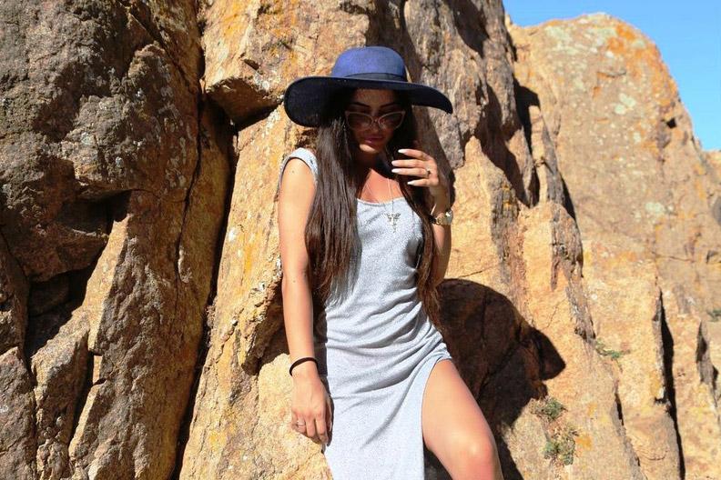 On Beautiful Russian Woman Natasha 83