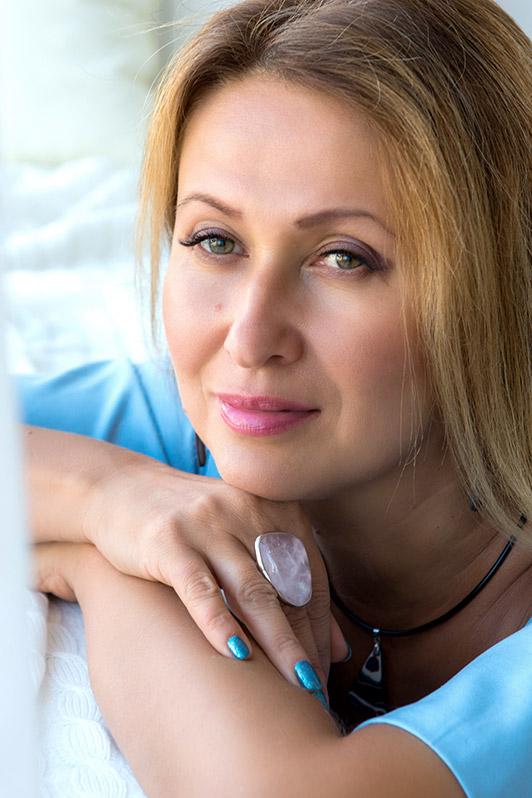 Elena, Beautiful Russian Girl from Stavropol
